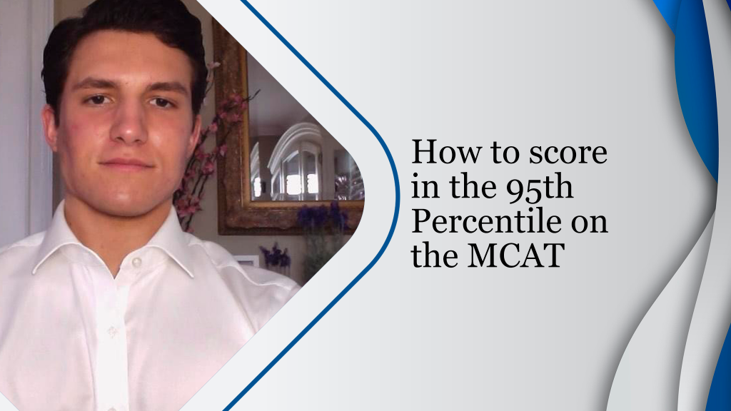 How Tim Scored a 516 on the MCAT